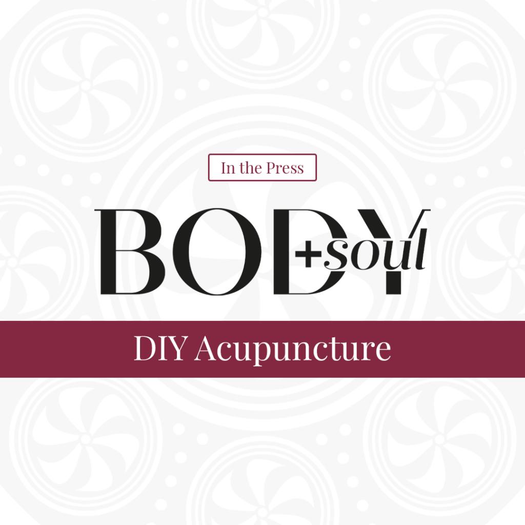 DIY-Acupuncture