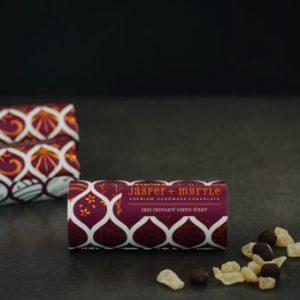 Jasper & Myrtle - Dark Chocolate coated Ginger
