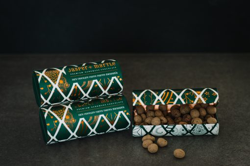 Jasper & Myrtle - Dark Chocolate Coated Macadamias