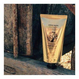 Panier Des Sens Olive Hand Cream